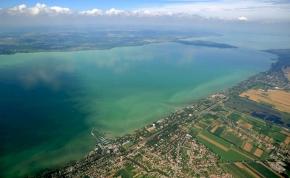 Akkora volt a vihar, hogy megbillent a Balaton