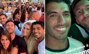 Megtámadták Messit egy ibizai szórakozóhelyen – videó