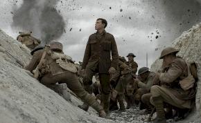 Megérkezett Sam Mendes 1917 című háborús filmjének előzetese