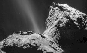 Elképesztő film készült a Rosetta űrszonda fotóiból – mutatjuk