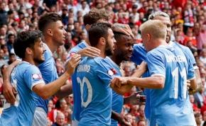 Tizenegyesekkel bukta el a szezon első trófeáját a Liverpool – videó