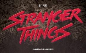 Magyar grafikus készített zseniális plakátot a Stranger Things-hez