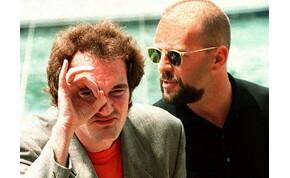 Tarantino úgy lop filmekből, ahogy senki más