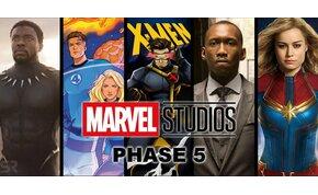 Kiszivárgott a Marvel 5. fázisának néhány filmje!
