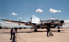 Alkatrészbánya lett az első Air Force One-ból, de végül megmentették