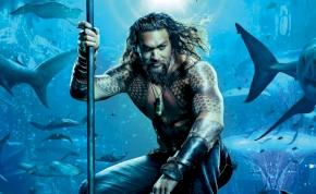 Jason Momoa az Aquaman 2. lefújásával fenyegetőzik