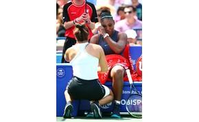 A zokogó Serena Williams élete bókja: Egy kib*****tt szörny vagy