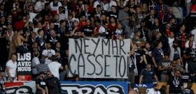 Azt nem teszi zsebre Neymar, amit a PSG szurkolóitól kapott – videó