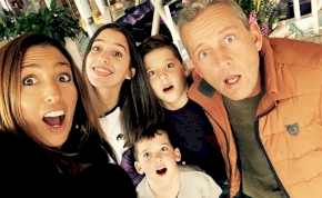 Törölték az Instagramról Schobert Norbi lányát