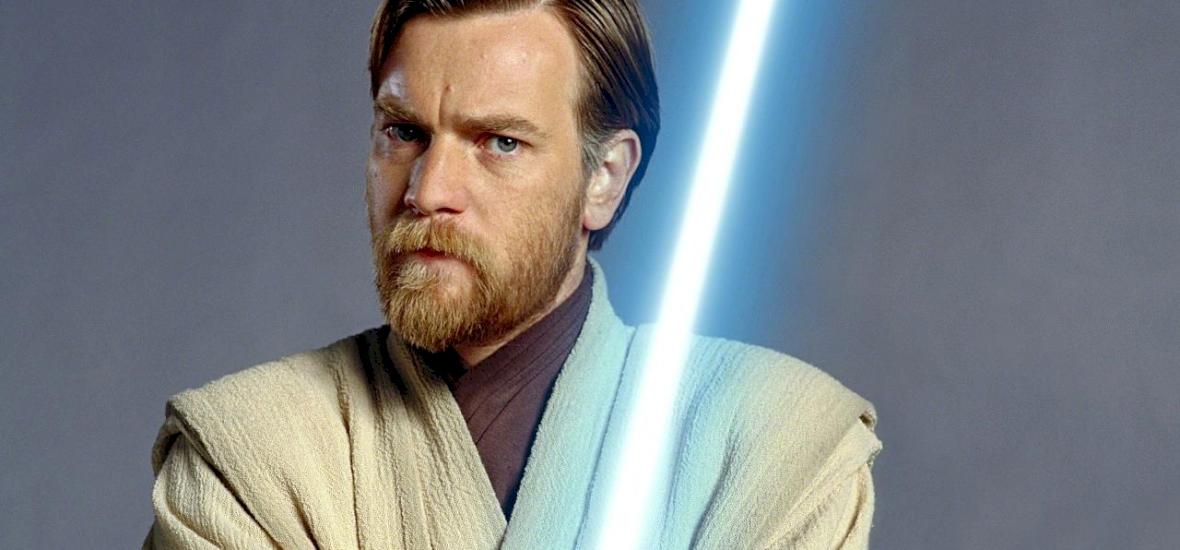 Ewan McGregor mégis csak visszatér, mint Obi-Wan Kenobi