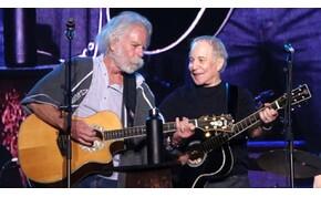 Paul Simon 77 évesen új duettben varázsolta el San Franciscót