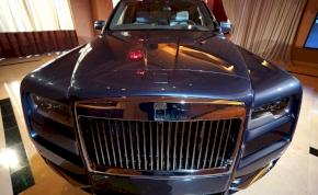 Magyar Rolls-Royce a horvát tengerparton: 100 milliónál többet ér