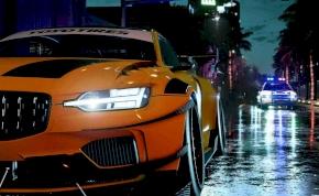 Most már belenézhetünk a Need For Speed: Heat játékmenetébe