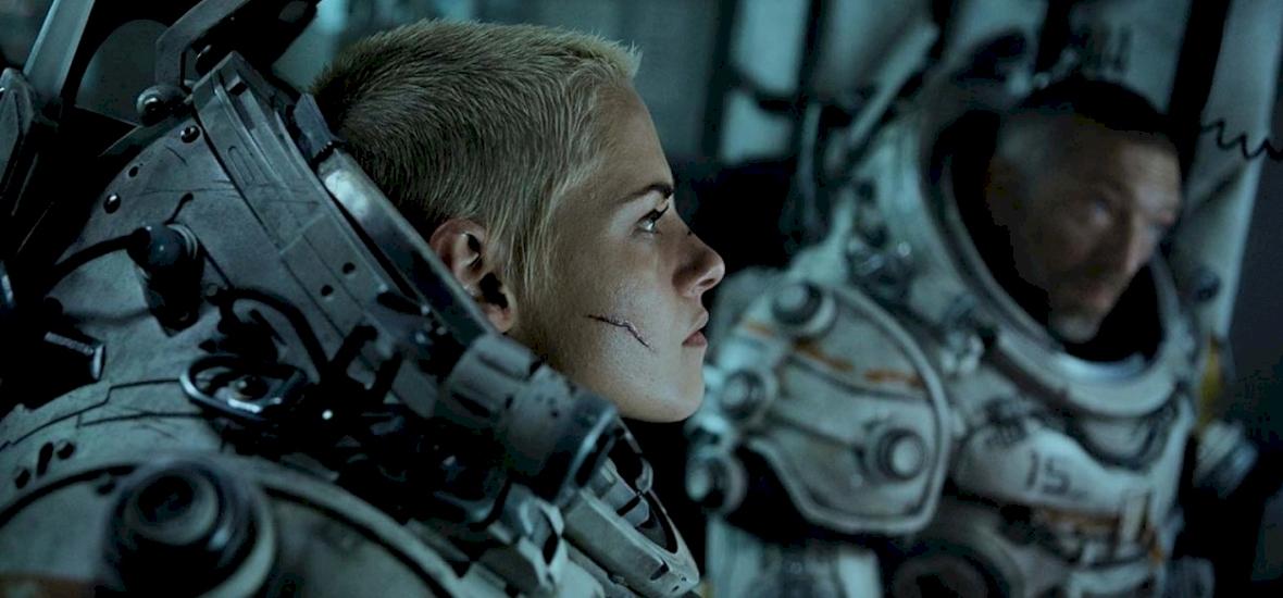 A klasszikus Alien filmet idézi az Underwater előzetese