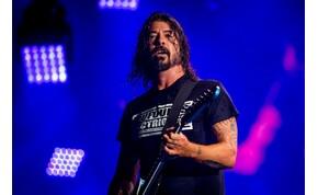 Megérkeztek az élő Foo Fighters videók a Szigetről