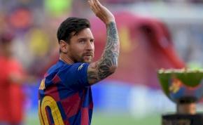 Messi visszatérhet a hétvégén, de már a frászt hozza a Betisre