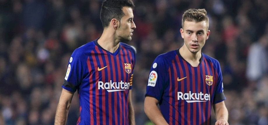 Busquets távozhat a Barcelonától
