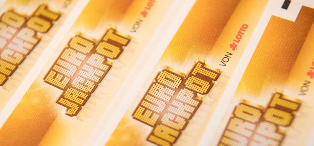 Eurojackpot Nyeremény
