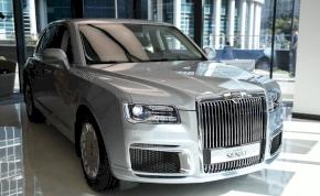 Akár te is megveheted Vlagyimir Putyin autóját!