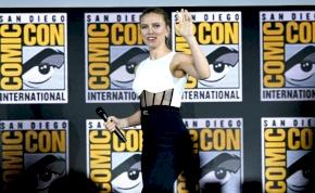 Scarlett Johanssont a Bosszúállók juttatta a csúcsra