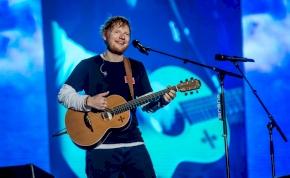 Nagyon sokáig nem fog koncertezni Ed Sheeran