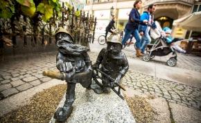 400 törpe egy városban – íme a misztikus lengyel gnómbirodalom