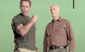 James Cameron sosem járt a Terminátor forgatáson