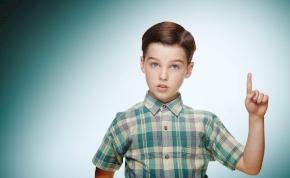 Szeptember végén debütál Az ifjú Sheldon új évada