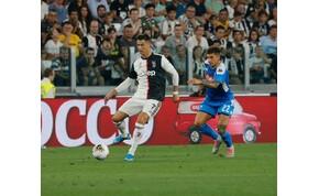 3-0, 3-3, 4-3: drámai meccset játszott Ronaldo és a Juventus – videó