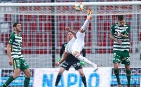 A Puskás-díj döntőjébe jutott a magyar játékos gólja