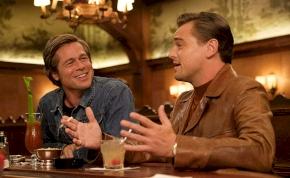 Pitt és DiCaprio párosa harmadik hete megunhatatlan nálunk