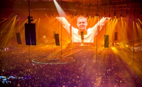 Most te is átélheted Armin van Buuren élő koncert-showját
