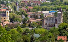 Ötven év múlva összeomlik Magyarország egyik legszebb középkori romtemploma