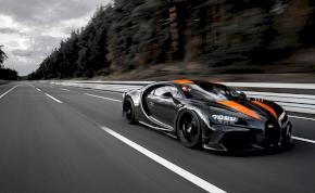 Még mindig a Bugatti a leggyorsabb autó – videó