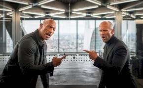 Hobbs és Shaw lenyomta a Bosszúállókat