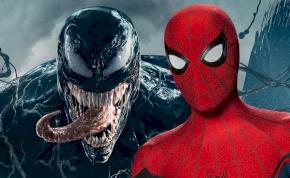 Hivatalos: Tom Holland Pókembere szembeszáll Tom Hardy Venomjával