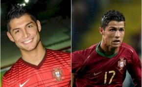 Megőrült Párizs a Ronaldo-hasonmás láttán