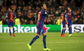 A Barcelona elnöke tisztázta a Neymar-ügyet