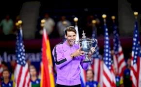 Rafael Nadalnak megvan a 19. Grand Slam győzelme