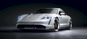 Megjelent az első teljesen elektromos Porsche – galéria