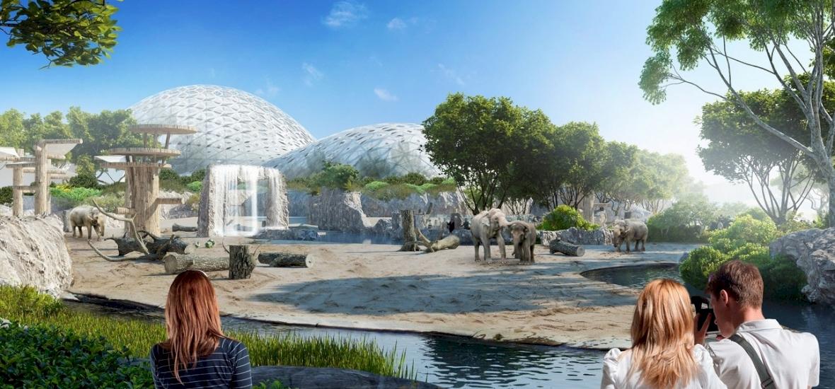 Két év múlva nyílhat meg az Állatkert Pannon Parkja