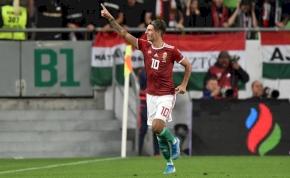 Szoboszlai gólja és játéka Szlovákia ellen önmagéért beszél