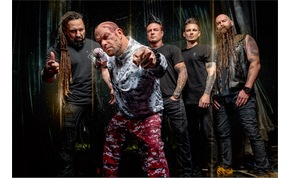 Budapestet is útba ejti a Five Finger Death Punch