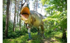 Dínó parkok Magyarországon – egyből három is