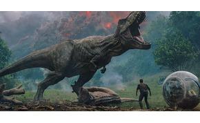 Hétvégén érkezik a Jurassic World rövidfilm