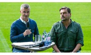 Orosz Pál elárulta, hogy miért játszik kevés magyar fiatal a Fradiban