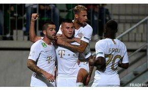 A Ferencváros kiütötte Böde Daniékat – gólösszefoglaló
