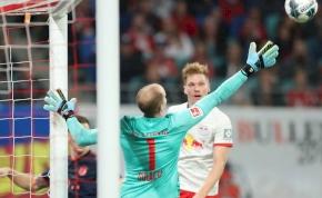 A Bayern München nem bírt Gulácsi Péterékkel – videó