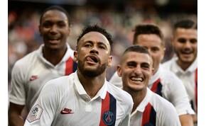 """""""Itt az ideje, hogy lapozzunk"""" – csattanós választ adott a PSG-szurkolóknak Neymar"""
