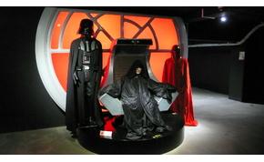 A rajongók visszavágnak – megnéztük a Star Wars-kiállítást a Bálnában